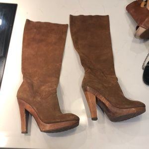 KORS by Micheal Kors boots by comfy slouch boots